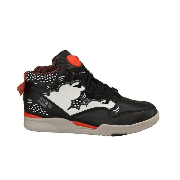 REEBOK Pump Omni Lite Keith Haring (Black/Blazing Orange) Men's Shoes M40331