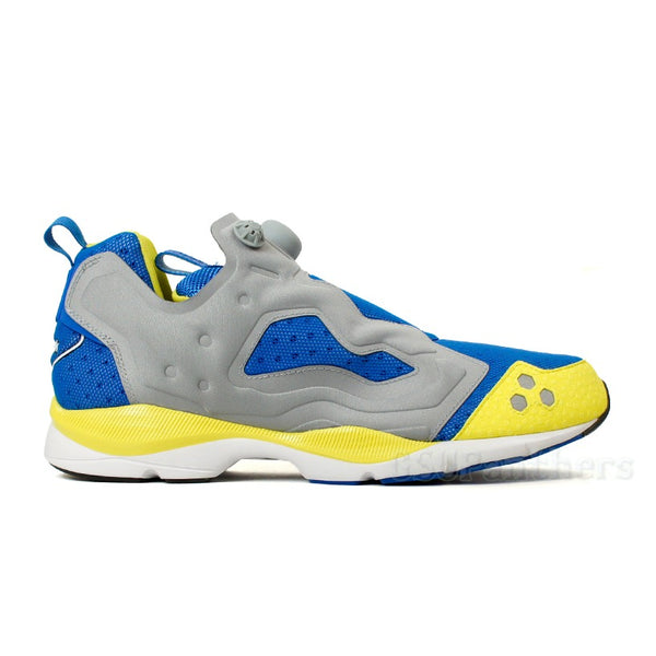 Reebok Pump Fury HLS (French Blue/Flat Grey) Men's Shoes J86892