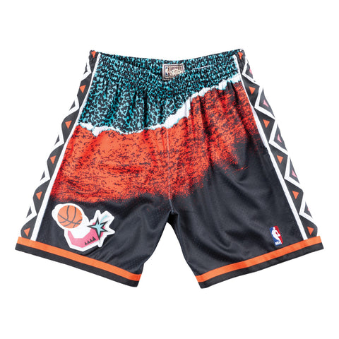 1996 All Star NBA Sublimated Swingman Mitchell & Ness Men Shorts