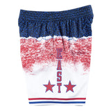 2003 All Star East NBA Sublimated Swingman Mitchell & Ness Men Shorts