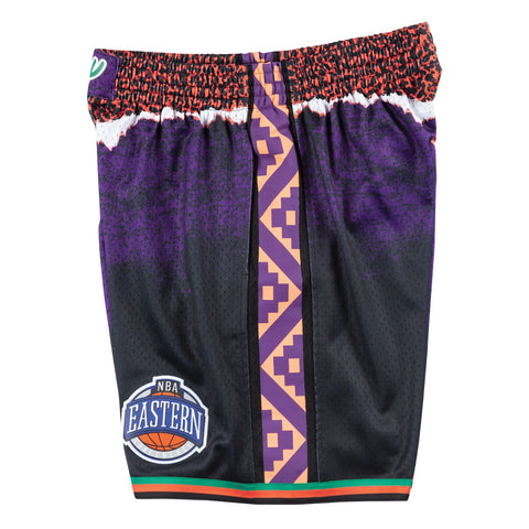 1995 All Star East NBA Sublimated Swingman Mitchell & Ness Men Shorts