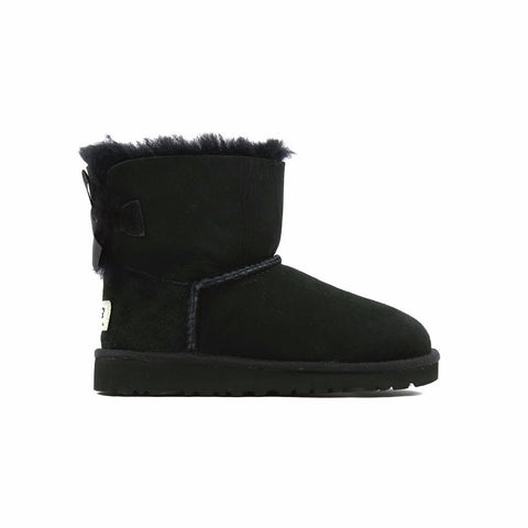 UGG Australia Mini Bailey (Black) Kids  1005497