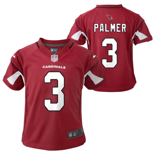 Carson Palmer Arizona Cardinals NFL Nike Infant Red  Game Jersey