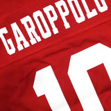 Jimmy Garoppolo San Francisco 49ers NFL Nike Youth Red  Game Jersey