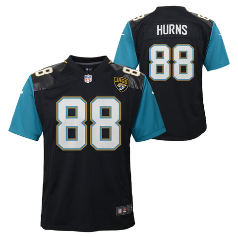 Allen Hurns Jacksonville Jaguars NFL Nike Youth Black  Game Jersey