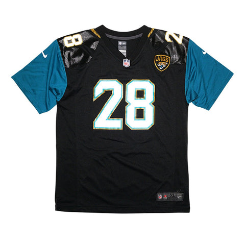 Fred Taylor Jacksonville Jaguars NFL Youth Nike Black Home Game Jersey