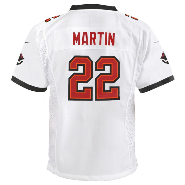 Doug Martin Tampa Bay Buccaneers Nike Away White Game Jersey Youth (S-XL)