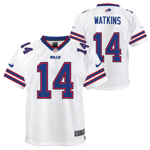 Sammy Watkins Buffalo Bills NFL Nike Youth White  Game Jersey