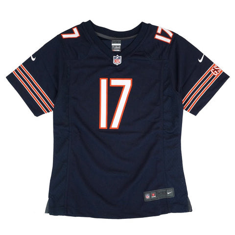 Alshon Jefferey Chicago Bears Nike Home Navy Blue Jersey Girls Youth (S-XL)