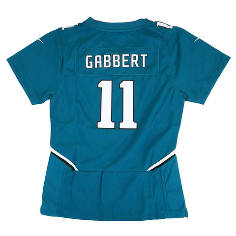 Blaine Gabbert Jacksonville Jaguars Nike Alternate Teal Jersey Girls Youth