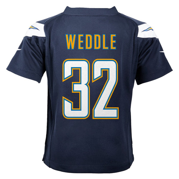 Eric Weddle San Diego Chargers Nike Home Navy Blue Infant Game Jersey (12M-24M)