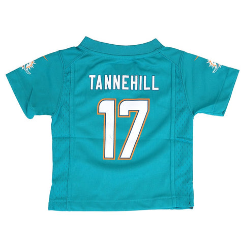 Ryan Tannehill Miami Dolphins NFL Nike Infant Teal  Game Jersey