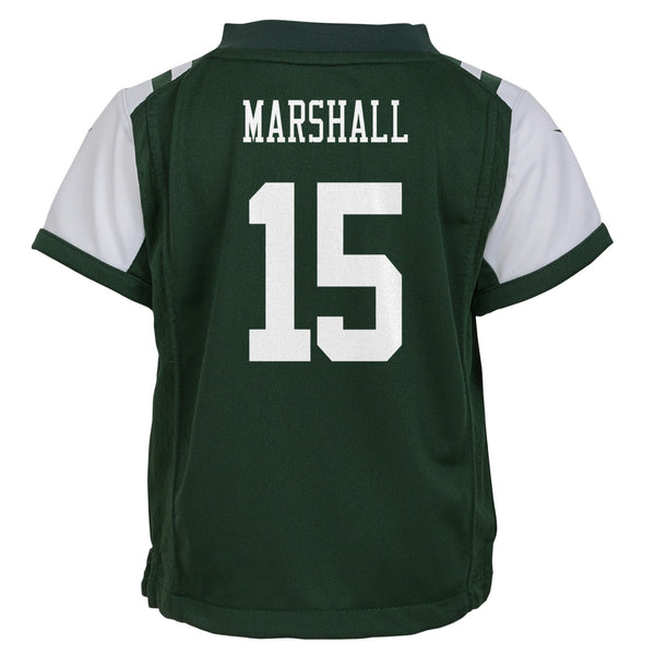 Brandon Marshall New York Jets Nike Home Green Infant Game Jersey (12M-24M)