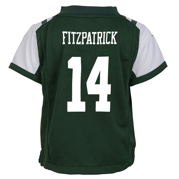 Ryan Fitzpatrick New York Jets Nike Home Green Infant Game Jersey (12M-24M)