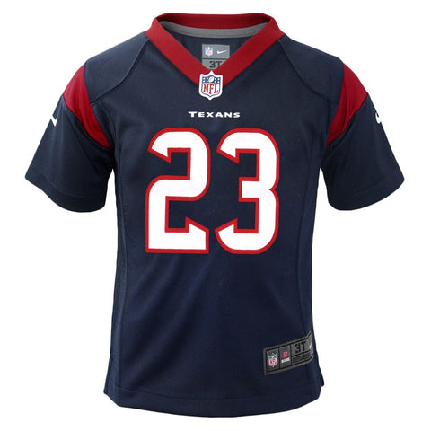 Arian Foster Houston Texans Nike Home Navy Blue Infant Game Jersey (12M-24M)