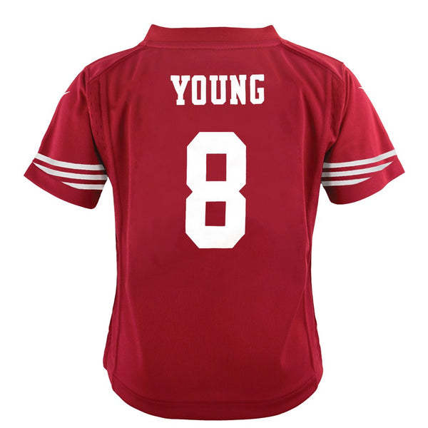 Steve Young San Francisco 49ers Nike Home Red Infant Game Jersey (12M-24M)