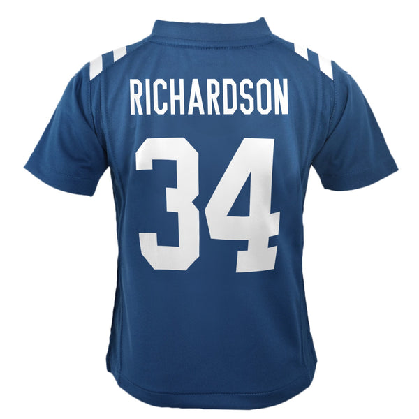 Trent Richardson Indianapolis Colts Nike Home Blue Toddler Game Jersey (2T-4T)