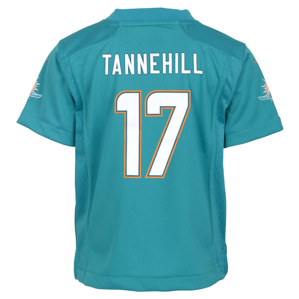 Ryan Tannehill Miami Dolphins Nike Home Aqua Toddler Game Jersey (2T-4T)