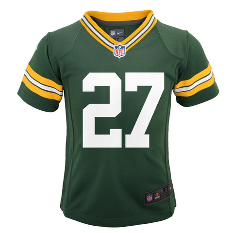 Eddie Lacy Green Bay Packers Nike Home Green Toddler Game Jersey (2T-4T)
