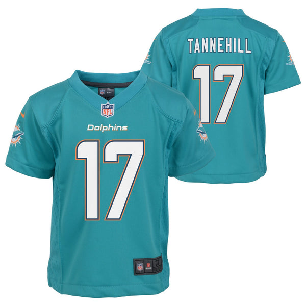 Ryan Tannehill Miami Dolphins NFL Nike Toddler Teal  Game Jersey