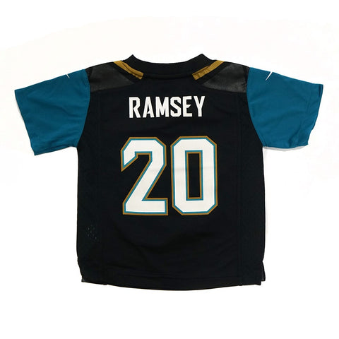 Jalen Ramsey Jacksonville Jaguars NFL Nike Infant Black Home Game Jersey