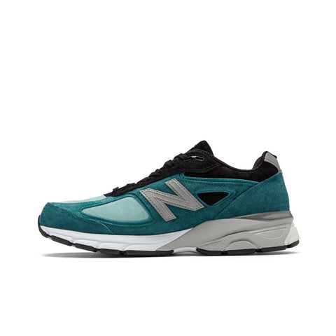 """New Balance M990v4 Made in USA /""""North Sea Teal/"""" M990DM4 Men/'s Shoes"""