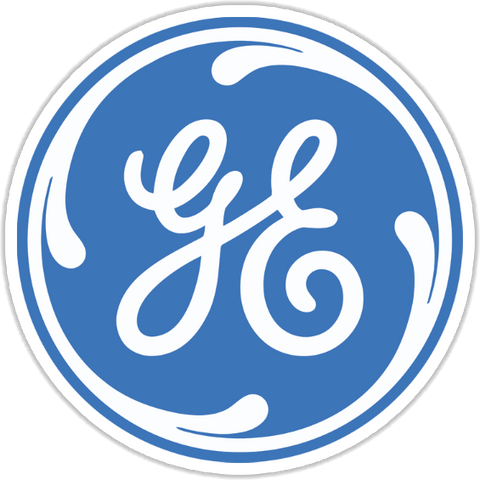 General Electric Sticker