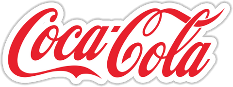 Coca-Cola Sticker