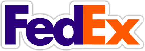 Fedex Sticker