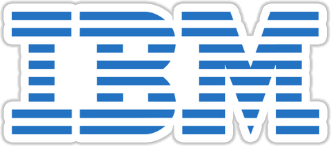 IBM Sticker