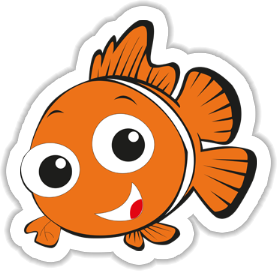 Nemo Sticker