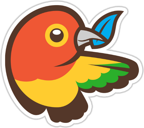 Bower Sticker