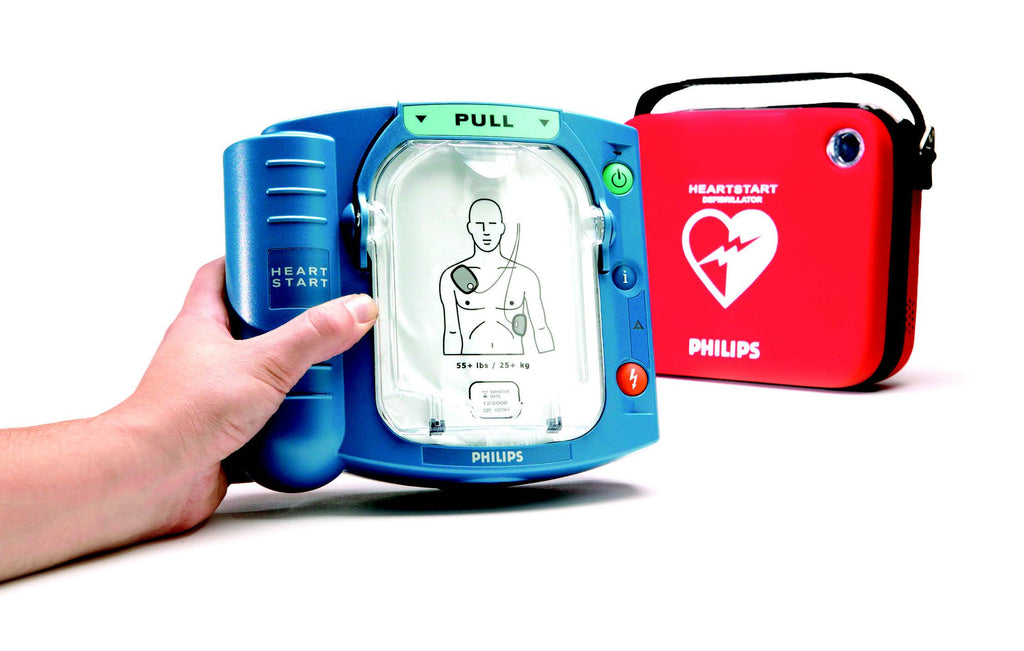 Philips HeartStart AEDs