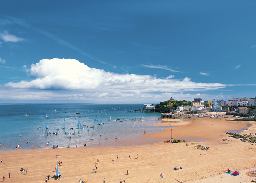 Where did the name Tenby come from?