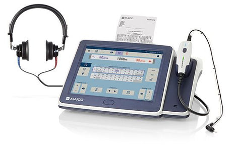 Maico touchTymp MI 36 Diagnostic Tympanometer/Audiometer