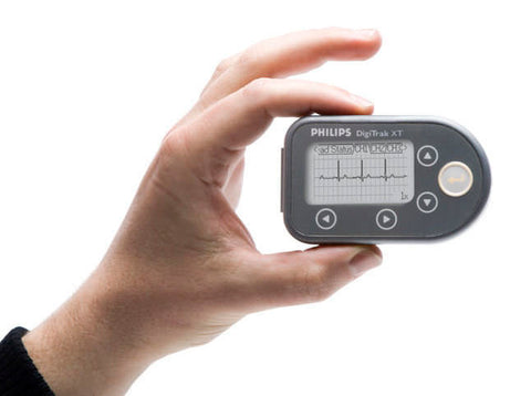 Philips Holter System with DigiTrak Recorders
