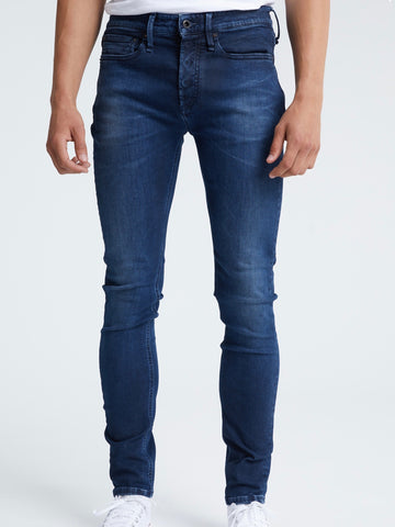 BOLT Three-Year Indigo Denim - Skinny Fit