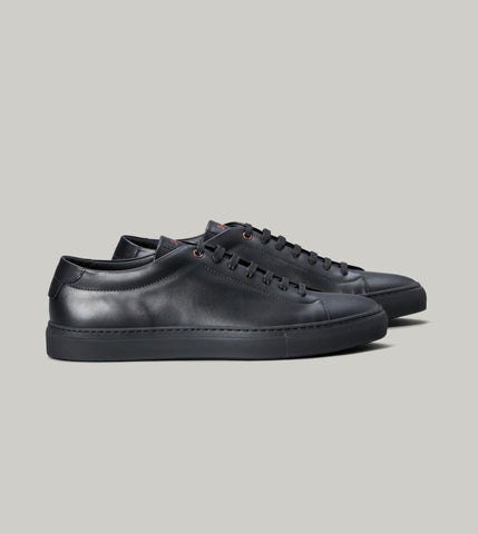 Edge Lo-Top Sneaker - Black