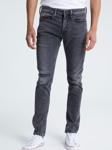 BOLT Three-Year Grey Denim- Skinny Fit