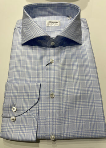 Stenstroms Fitted Body - Tonal Plaids