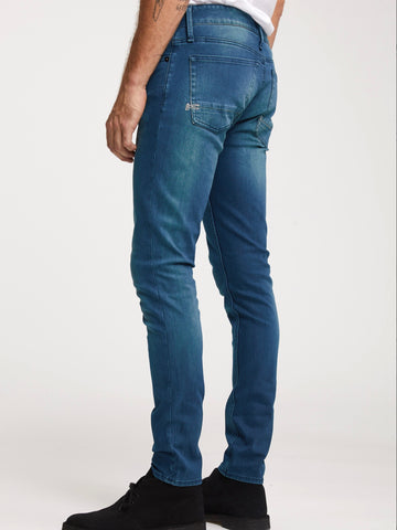 BOLT Hand-Dyed Indigo Denim - Skinny Fit