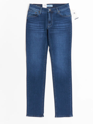 Hi-Flex Chuck Washed Jeans - Blue