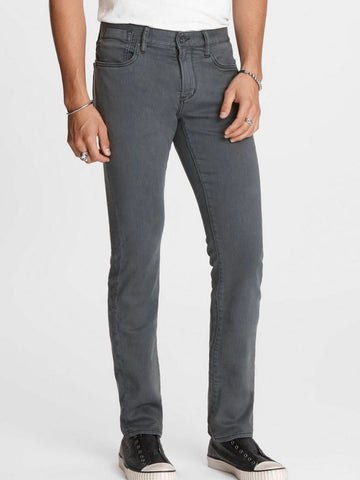 Bowery Knit Jean - Shark Grey