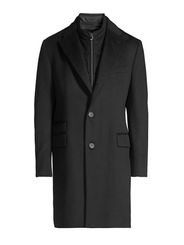 ID Wool Topcoat