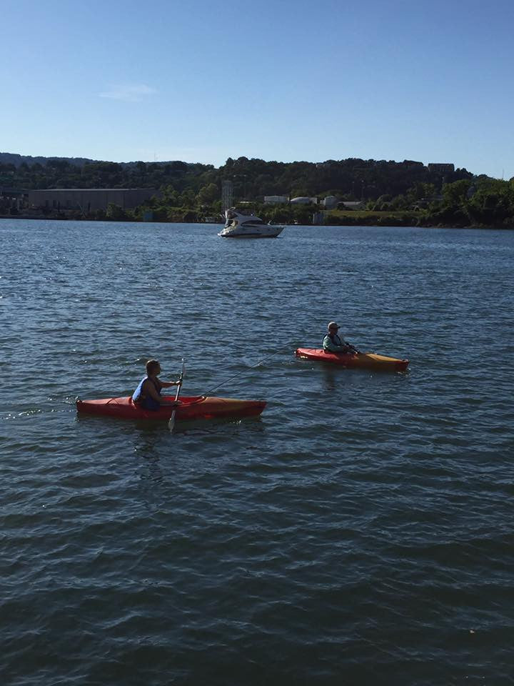 Single Kayak Rental