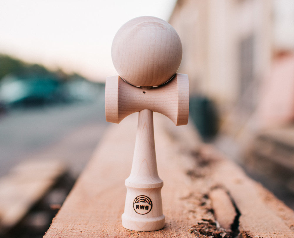 Locally Made: RWB MFG. CO. KENDAMA