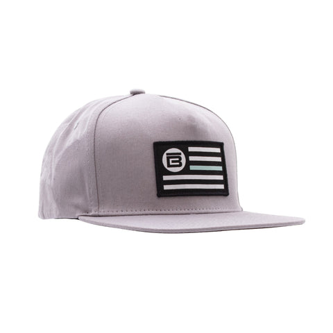 Bote Nation Flat Brim Hat