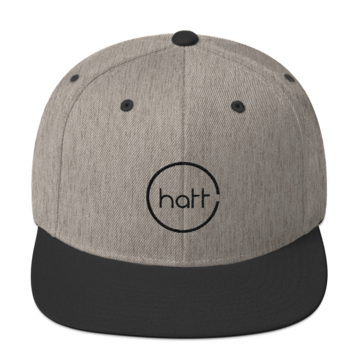 Locally Made: Hattanooga Snapback Hatt