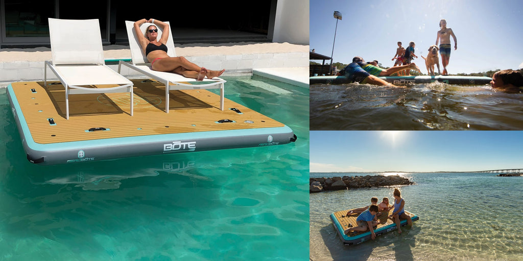 Bote Dock Inflatable