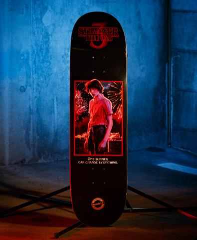 MADRID X STRANGER THINGS 3 - MIKE POSTER Deck